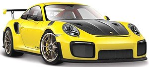 Porsche 911 Gt2 Rs Yellow Black Diecast Car Hobbysearch Diecast Car Store