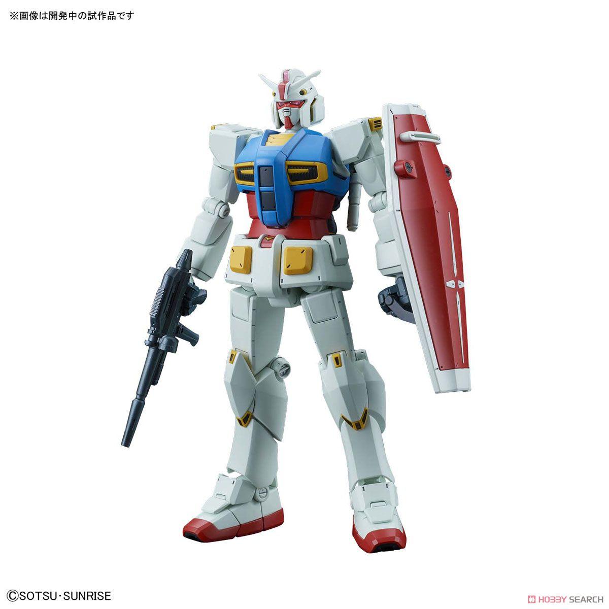 Gundam G40 (Industrial Design Ver.) (HG) (Gundam Model Kits) Item picture1