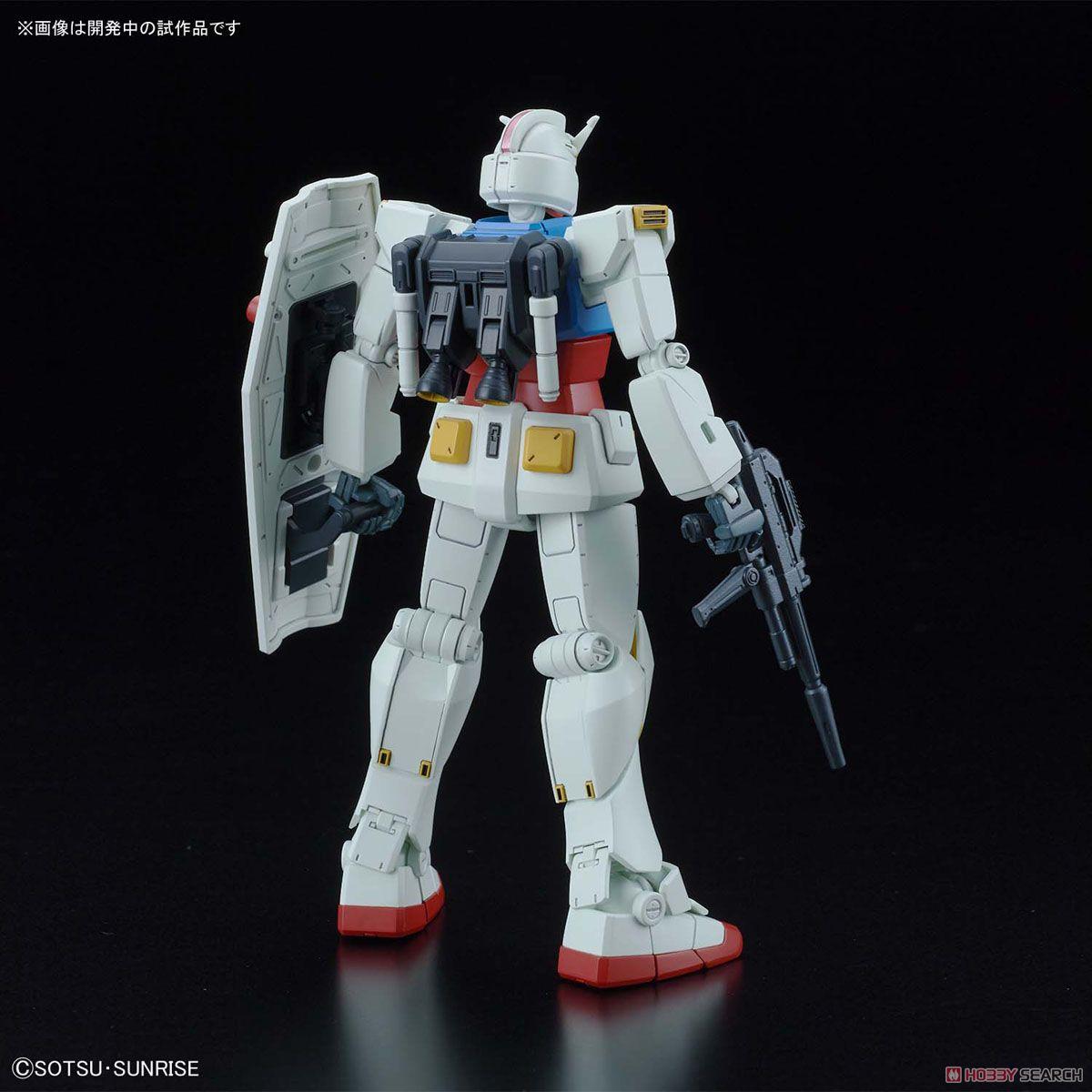Gundam G40 (Industrial Design Ver.) (HG) (Gundam Model Kits) Item picture8