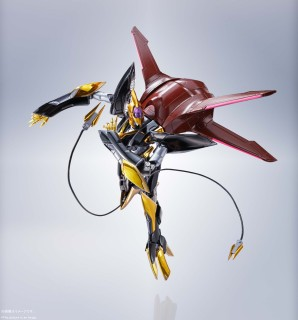 METAL ROBOT SPIRITS CODE GEASS SIDE KMF Type-0//0A SHINKIRO Figure w//Tracking NEW