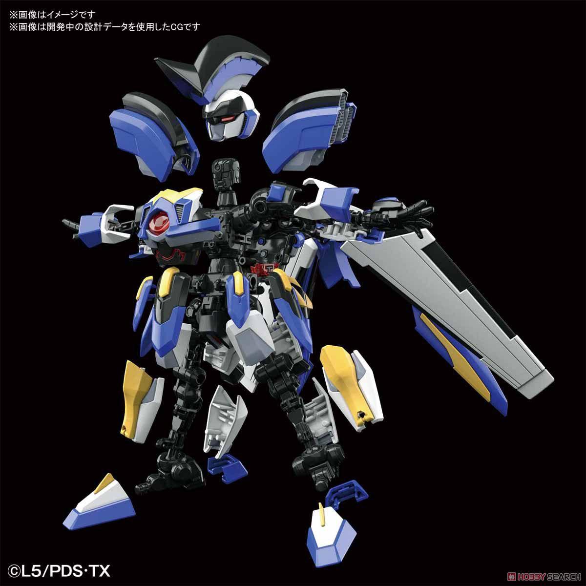 Hyper Function LBX Odin (Plastic model) Other picture3