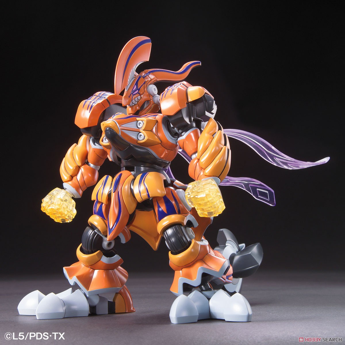 LBX Ifrit (Plastic model) Item picture1