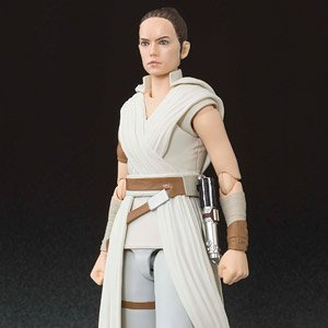 S.H.Figuarts Rey & D-O (Star Wars: The Last Jedi) (Completed)