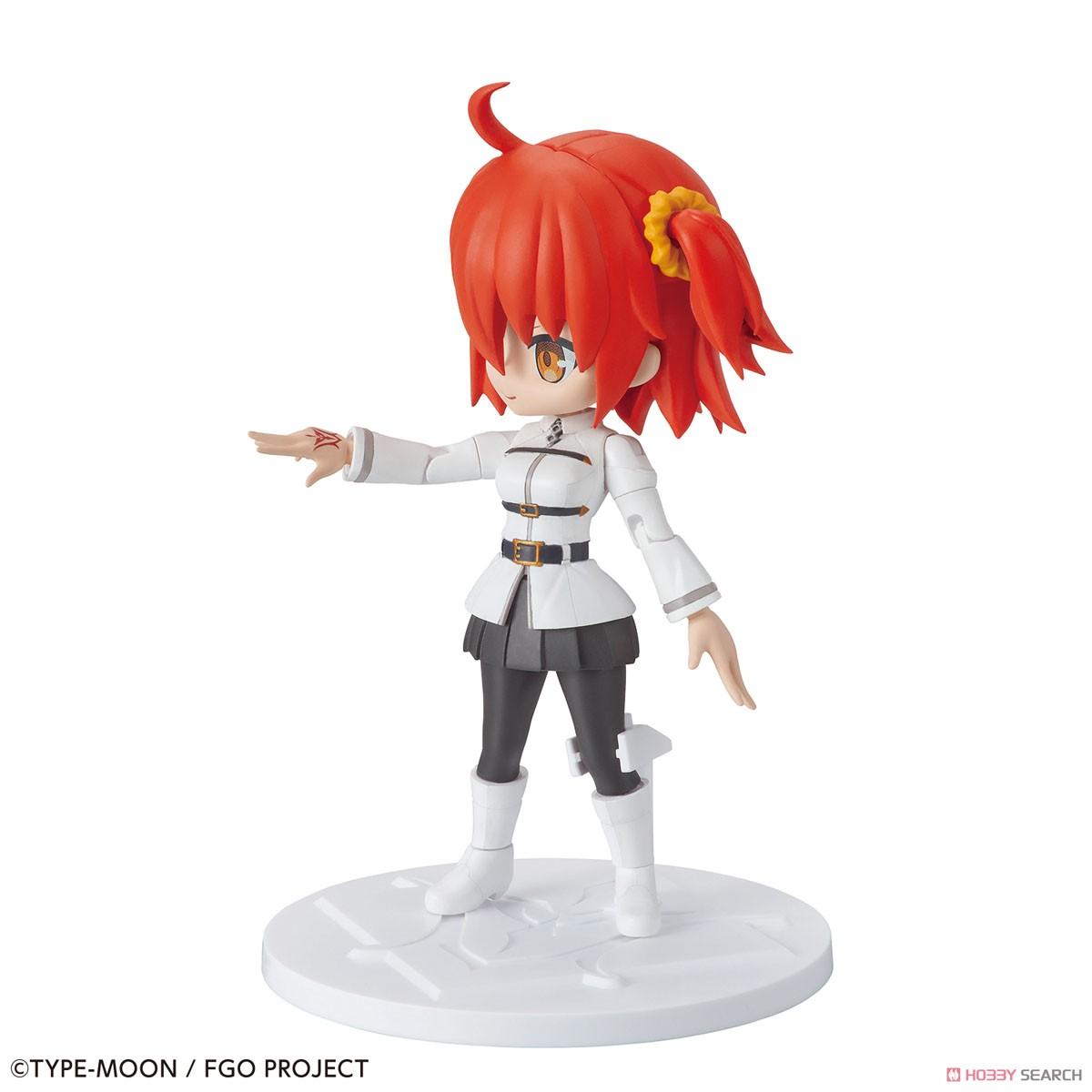 Petitrits Master/Female Protagonist (Plastic model) Item picture2