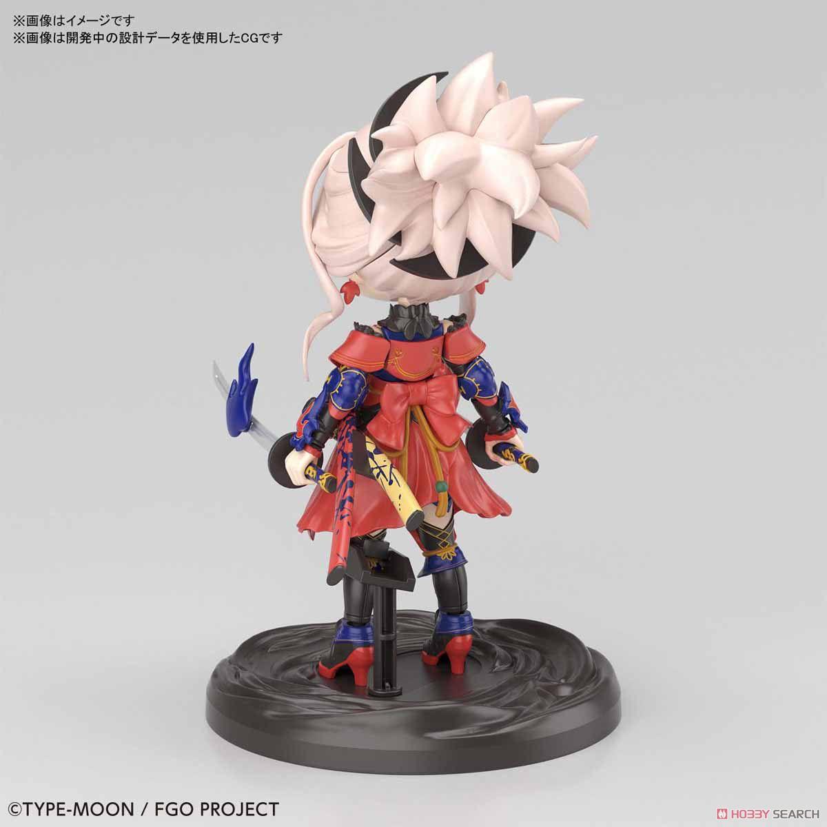 Petitrits Saber/Miyamoto Musashi (Plastic model) Other picture3