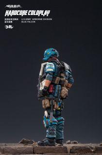 JOY TOY 10.5 CM tall HardCore ColdPlay Bounty Hunter 1//18 FIGURE