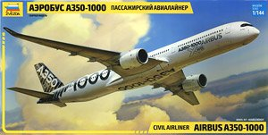 Airbus A350-1000 (Plastic model)