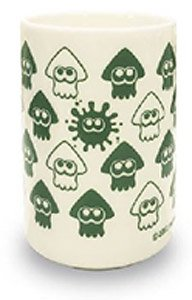 Splatoon2 Yunomi Cup 02 Squid Total Pattern YNM (Anime Toy)