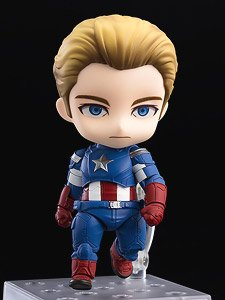 Nendoroid Captain America: Endgame Edition DX Ver. (Completed)