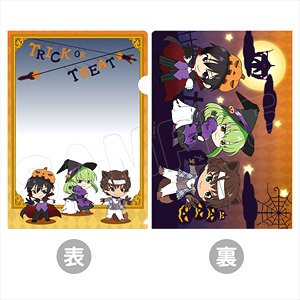 Code Geass The Re Surrection Clear File 2019 Halloween Ver