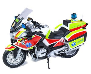 BMW R900RT-P HKFSD (HK Fire Services Department) EMA Motorcycle (Diecast Car)