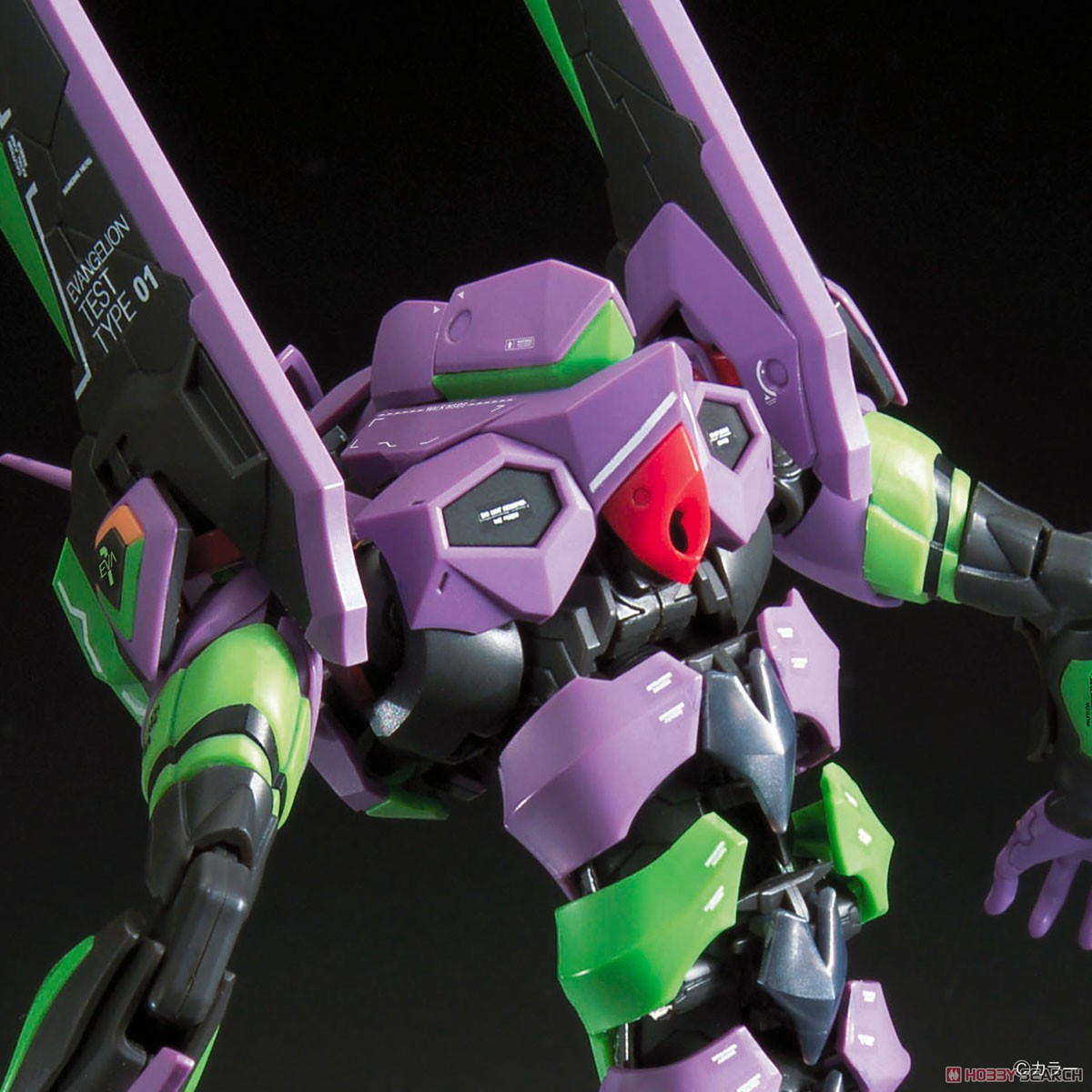 Multipurpose Humanoid Decisive Weapon, Artificial Human Evangelion Unit-01 (RG) (Plastic model) Item picture11