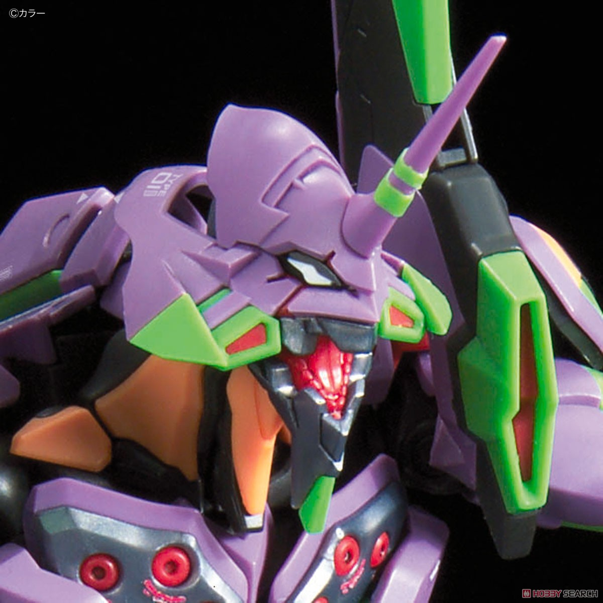 Multipurpose Humanoid Decisive Weapon, Artificial Human Evangelion Unit-01 (RG) (Plastic model) Item picture12