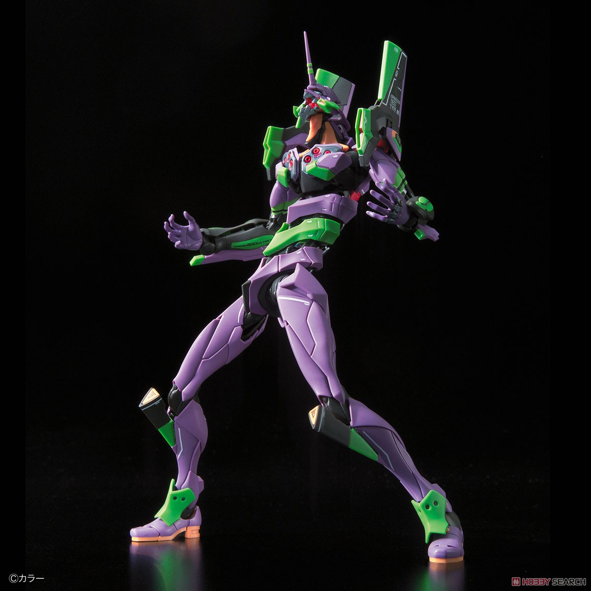 Multipurpose Humanoid Decisive Weapon, Artificial Human Evangelion Unit-01 (RG) (Plastic model) Item picture6