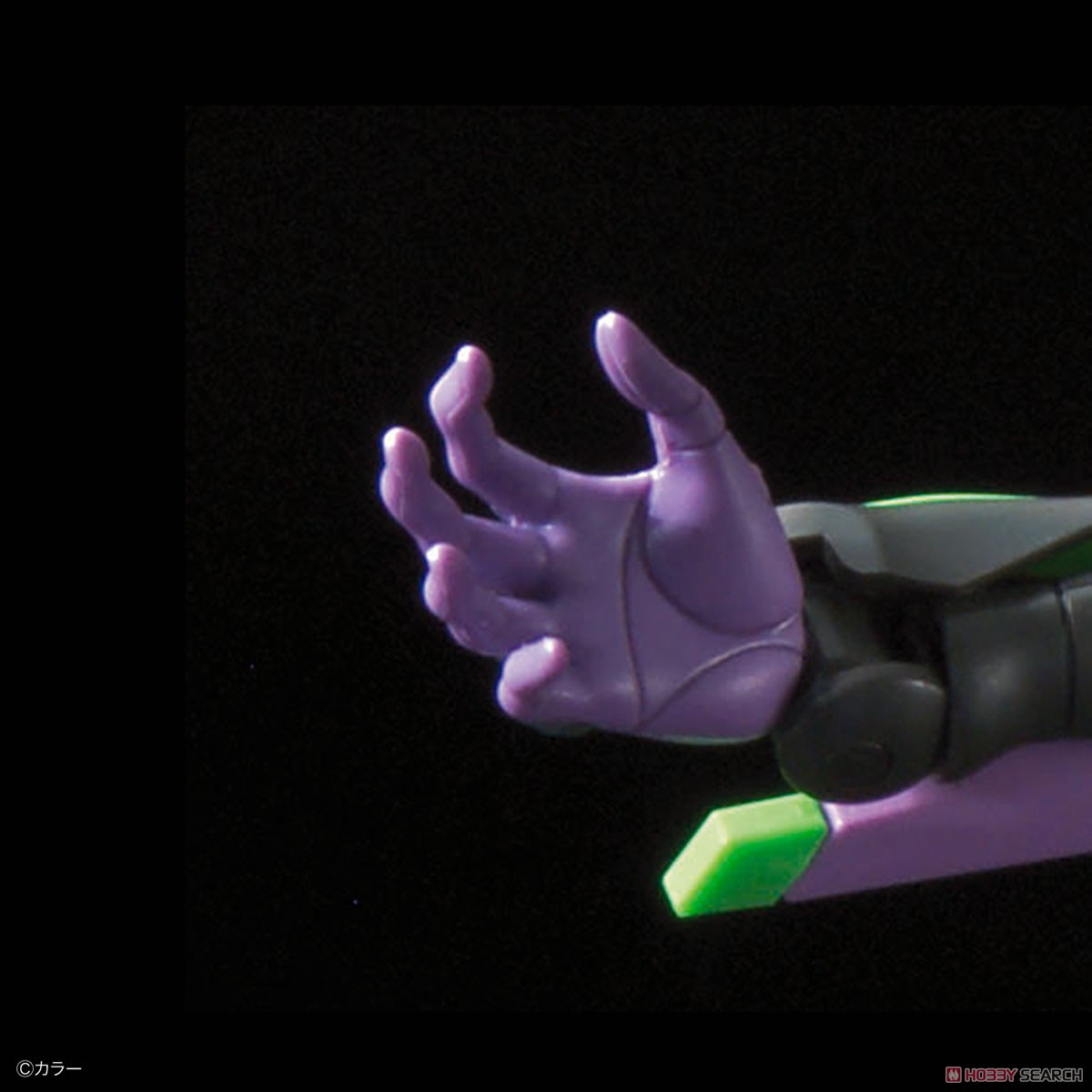 Multipurpose Humanoid Decisive Weapon, Artificial Human Evangelion Unit-01 (RG) (Plastic model) Item picture8