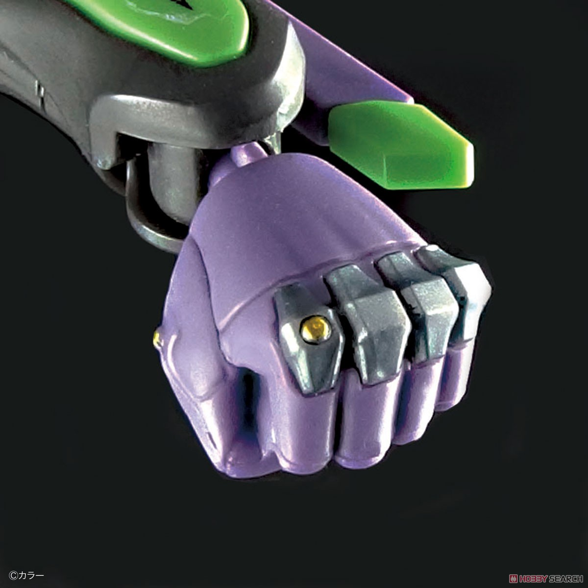 Multipurpose Humanoid Decisive Weapon, Artificial Human Evangelion Unit-01 (RG) (Plastic model) Other picture1