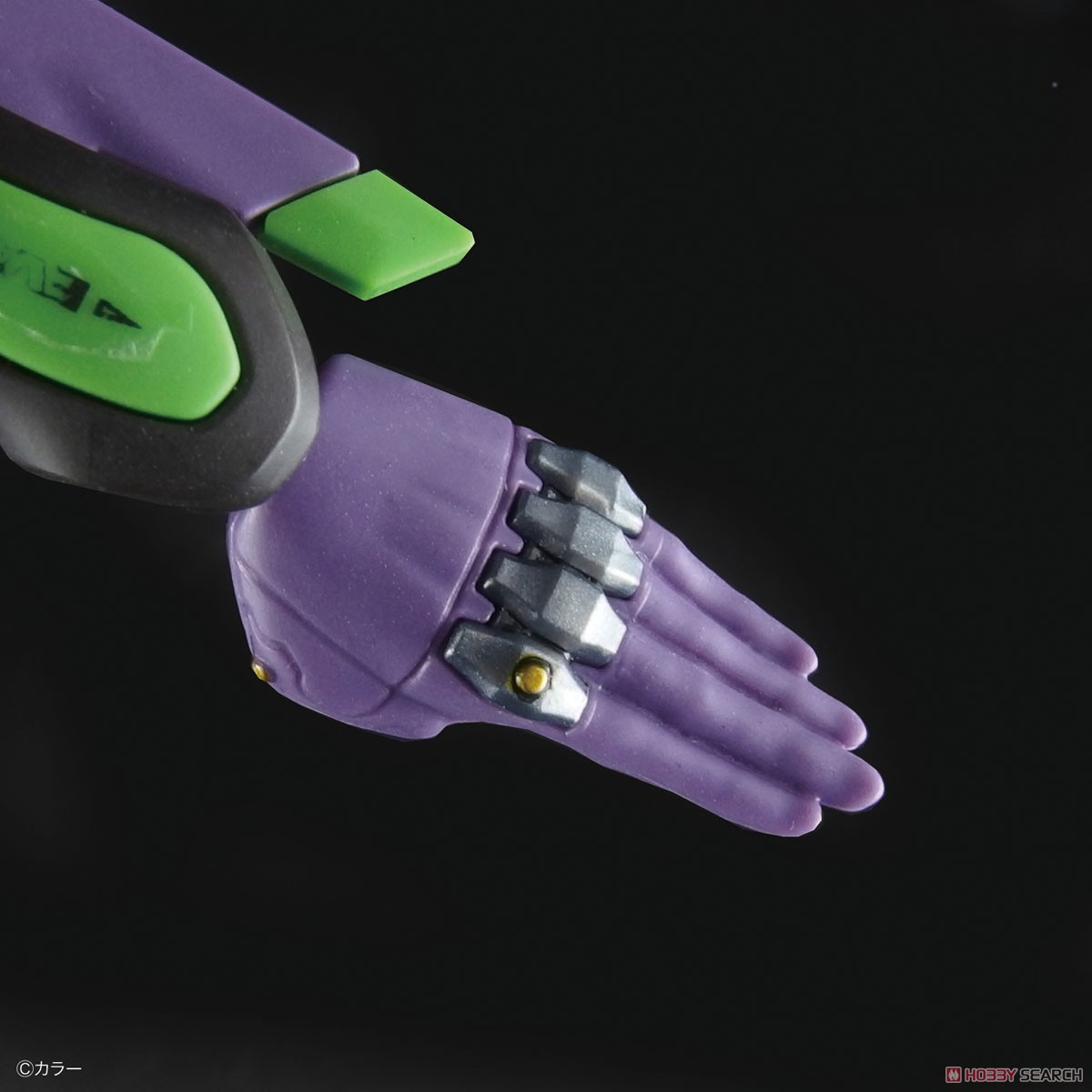 Multipurpose Humanoid Decisive Weapon, Artificial Human Evangelion Unit-01 (RG) (Plastic model) Other picture2