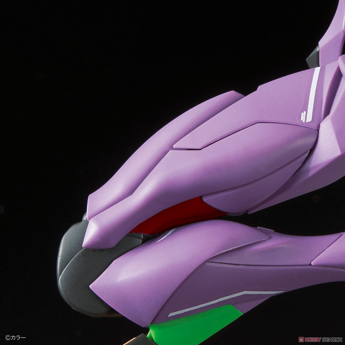 Multipurpose Humanoid Decisive Weapon, Artificial Human Evangelion Unit-01 (RG) (Plastic model) Other picture4