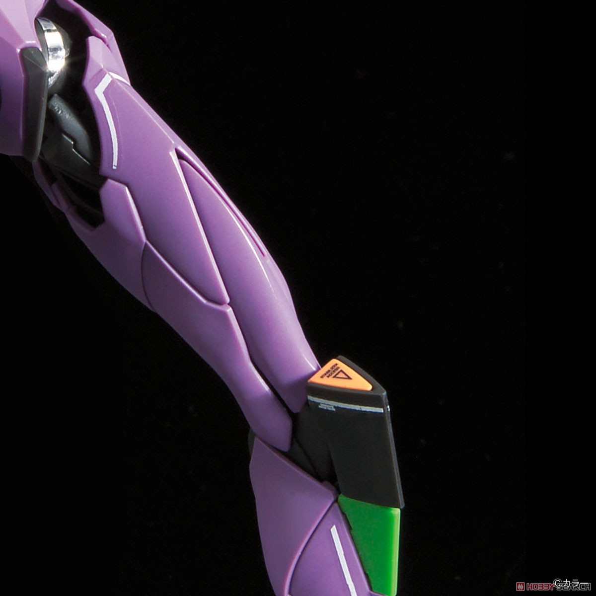 Multipurpose Humanoid Decisive Weapon, Artificial Human Evangelion Unit-01 (RG) (Plastic model) Other picture5