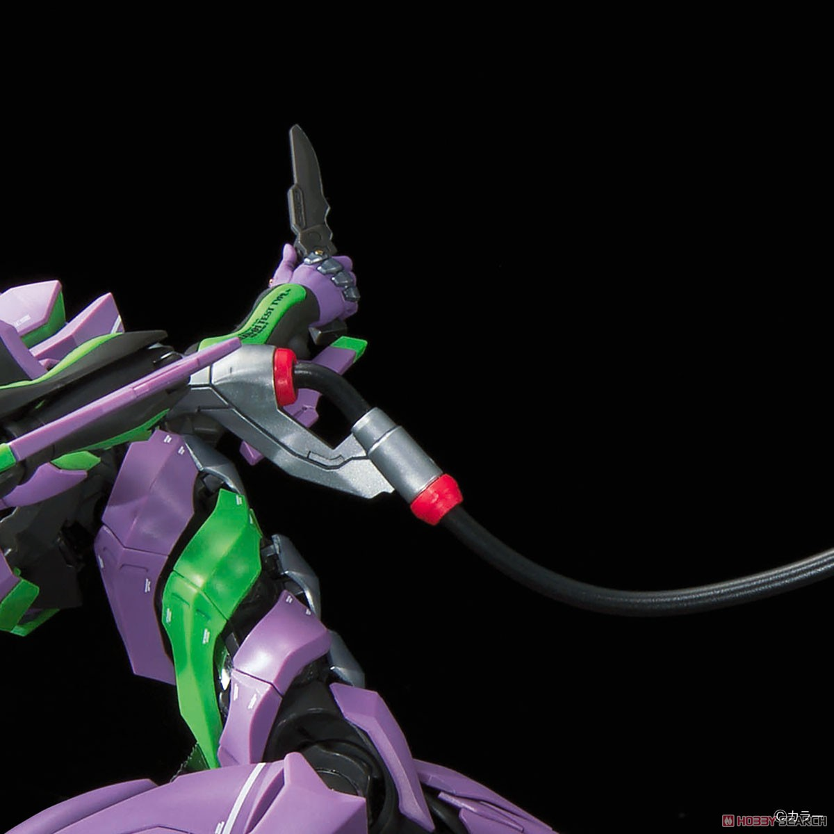 Multipurpose Humanoid Decisive Weapon, Artificial Human Evangelion Unit-01 (RG) (Plastic model) Other picture7