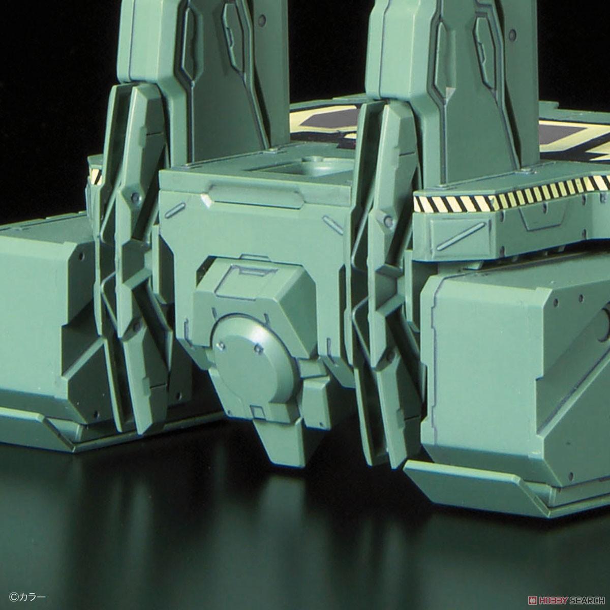 Multipurpose Humanoid Decisive Weapon, Artificial Human Evangelion Unit-01 DX Transport Platform Set (RG) (Plastic model) Item picture18