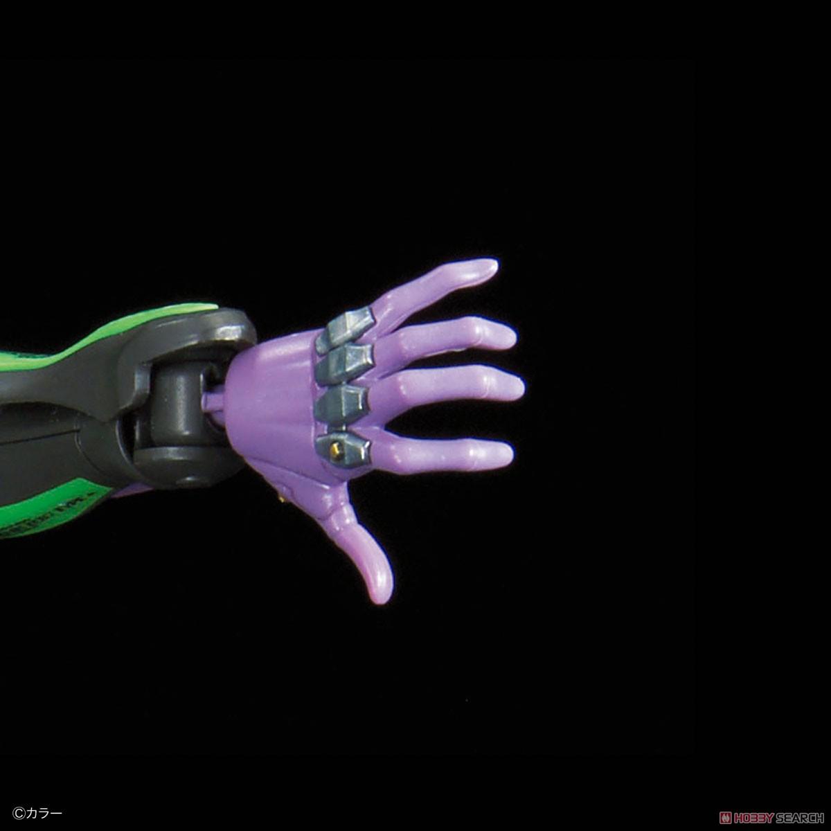 Multipurpose Humanoid Decisive Weapon, Artificial Human Evangelion Unit-01 DX Transport Platform Set (RG) (Plastic model) Other picture5