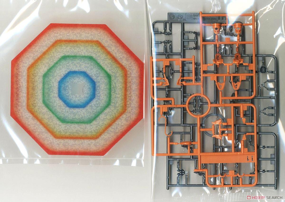 Multipurpose Humanoid Decisive Weapon, Artificial Human Evangelion Unit-01 DX Transport Platform Set (RG) (Plastic model) Contents5