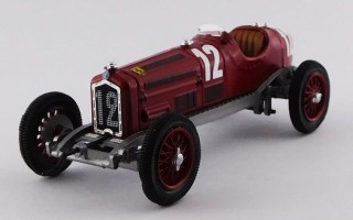 Alfa Romeo F1 P3 #12 Winner France Reims Gueux Gp 1932 Nuvolari RIO 1:43 RIO4613