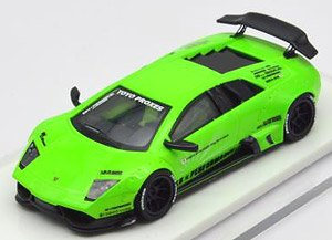 1//64 Kyosho LAMBORGHINI MURCIELAGO GREEN diecast car model