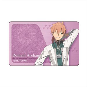 Fate/Grand Order - Absolute Demon Battlefront: Babylonia IC Card Sticker Romani Archaman (Anime Toy)