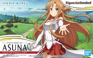 *Secondary Re-release Figure-rise Standard Asuna (Plastic model)