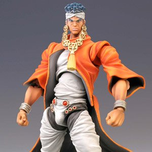 Super Figure Action JoJo`s Bizarre Adventure Part 3 [Muhammad Avdol] (PVC Figure)
