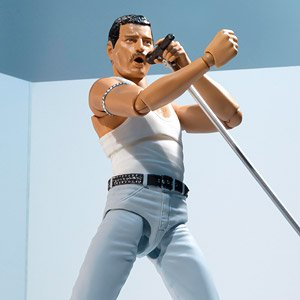 S.H.Figuarts Freddie Mercury Live Aid Ver. (Completed)