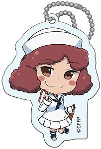 Girls und Panzer das Finale Acrylic Key Ring [Ram] (Anime Toy)