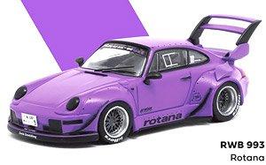 RWB 993 Rotana (ミニカー)