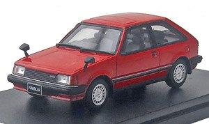 MAZDA FAMILIA 1500 XG (1980) レストア記念車 (ミニカー)