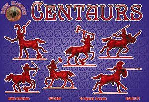Centaurs (Set of 24) (Plastic model)