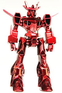 Choipla iXine Limited Red Plating Ver. (Miyazawa Limited) (Plastic model)