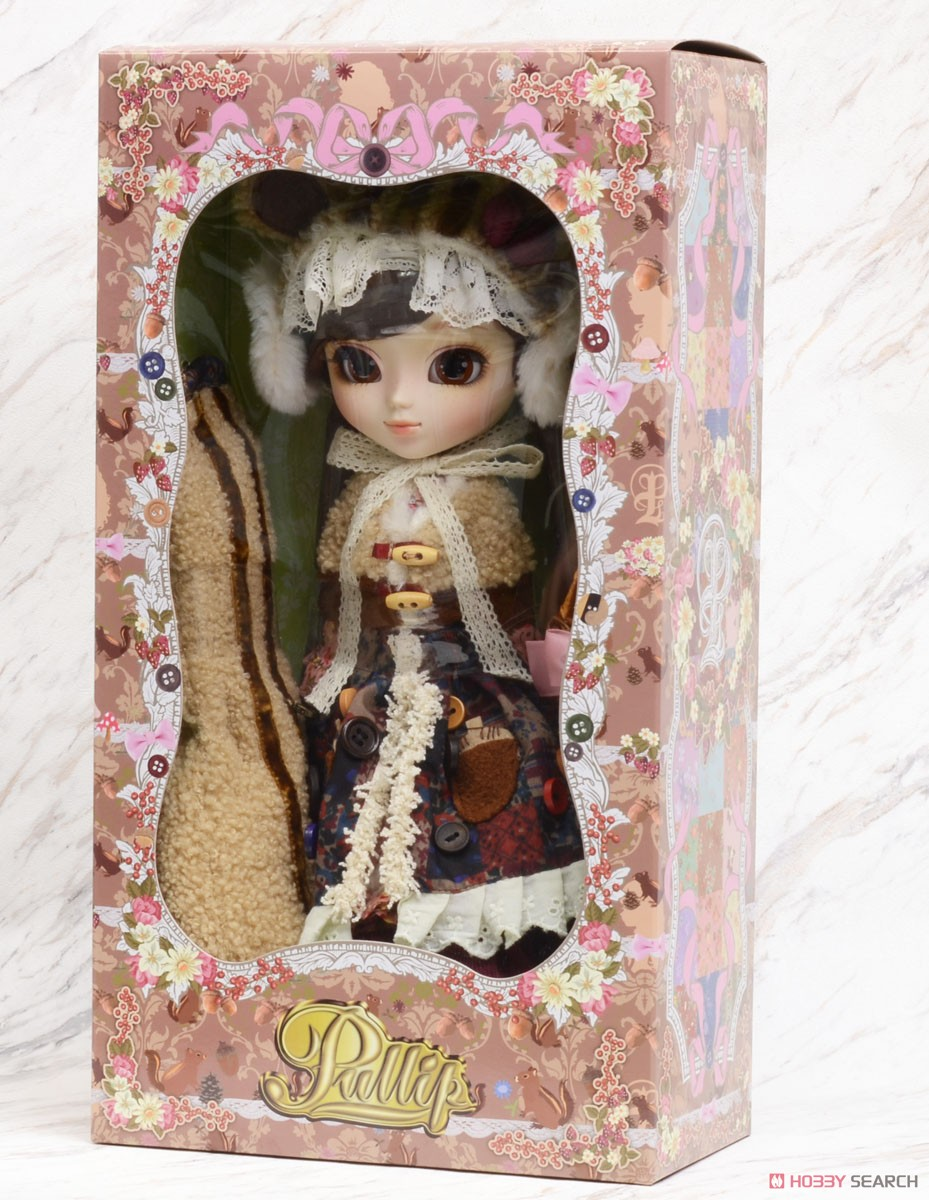 Pullip / Veverka (Fashion Doll) Package1