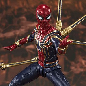 S.H.Figuarts Iron Spider -(Final Battle) Edition- (Avengers: Endgame) (Completed)