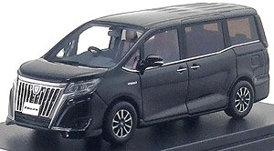 Toyota Esquire Hybrid Gi `Premium Package` (2019) Black (Diecast Car)