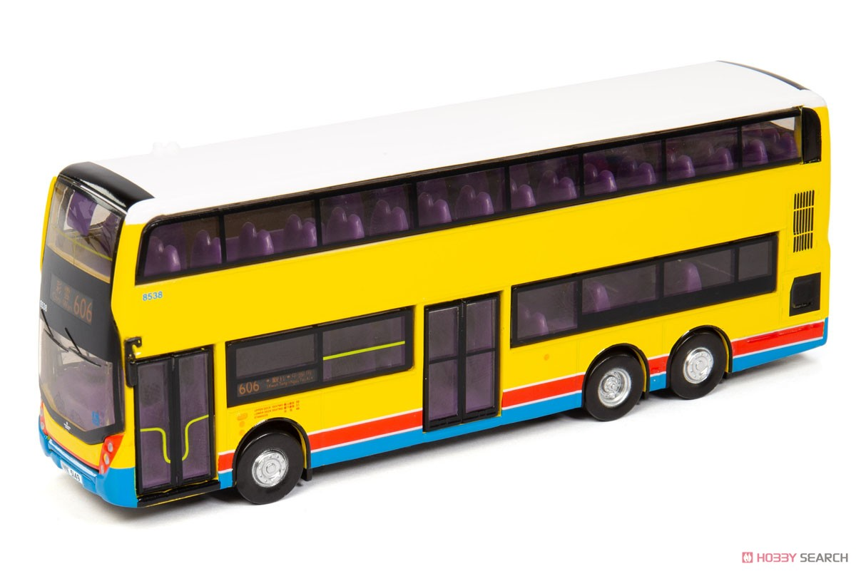 Tiny City L12 E500 MMC Late Type Yellow (606) (Diecast Car) Item picture1