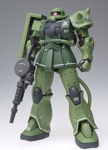 GUNDAM FIX FIGURATION METAL COMPOSITE MS-06C ザクII C型 (完成品)