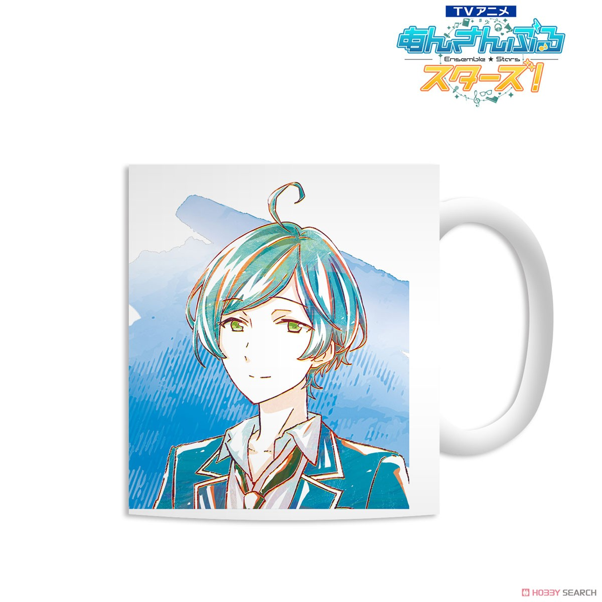 TV Animation [Ensemble Stars!] Kanata Shinkai Ani-Art Mug Cup (Anime Toy) Item picture1