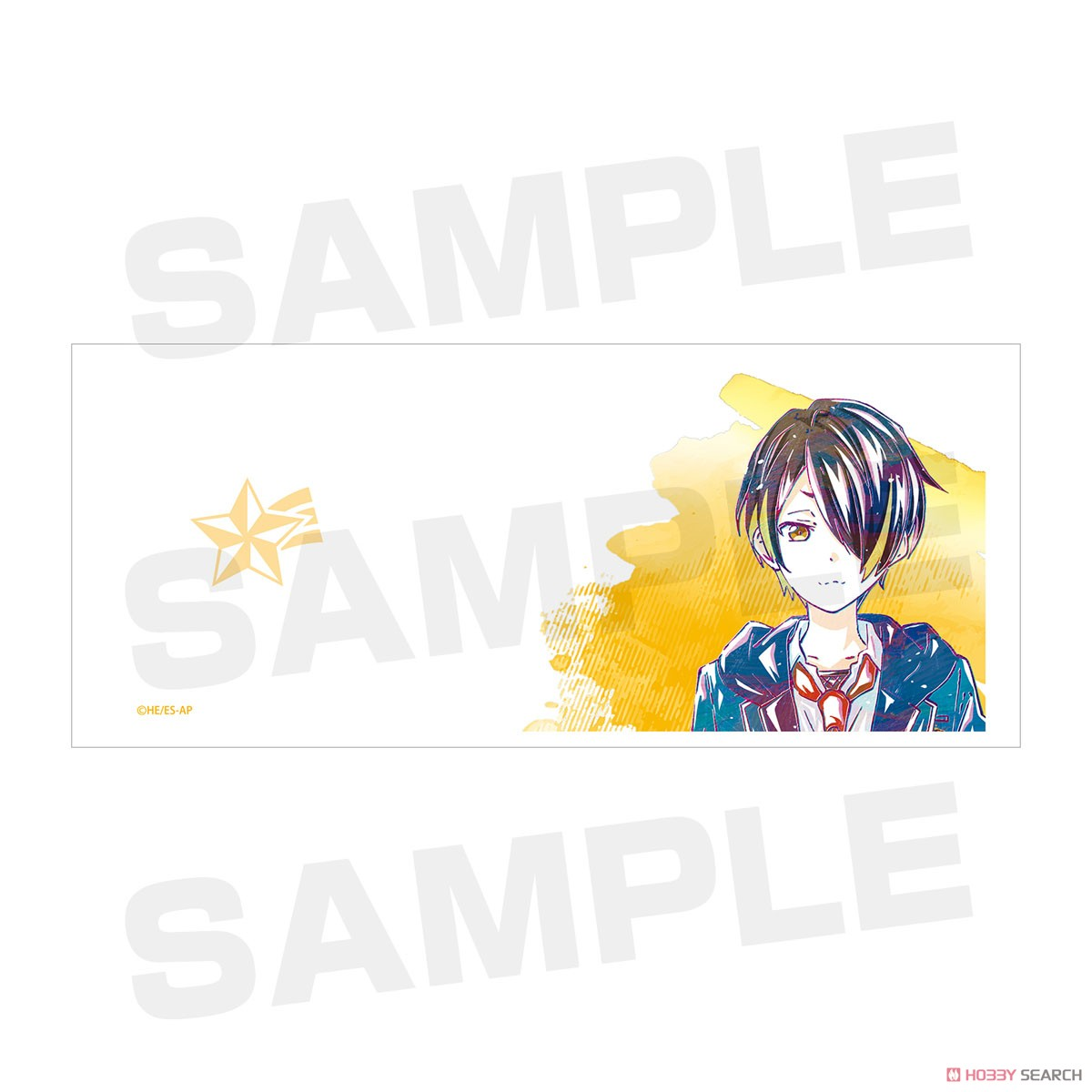 TV Animation [Ensemble Stars!] Shinobu Sengoku Ani-Art Mug Cup (Anime Toy) Item picture3