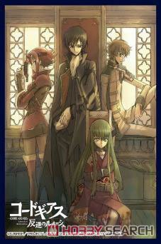 Klockworx Sleeve Collection Vol.39 Code Geass Lelouch of the Rebellion Assembly (Card Sleeve) Item picture1