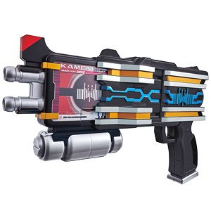 Transformed Loading Gun Ver.20th DX Dendriver (Henshin Dress-up) (Character Toy)