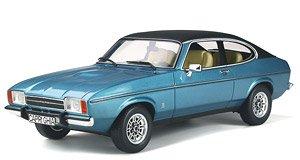 FORD CAPRI SINGLE BLUE CAR//VAN SEAT COVER