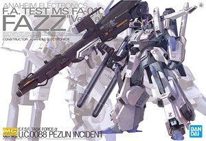 *After Apr re-release FAZZ Ver.Ka (MG) (Gundam Model Kits)