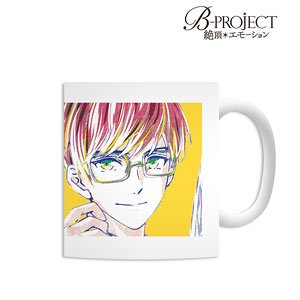B-Project Zeccho Emotion Mikado Sekimura Ani-Art Mug Cup (Anime Toy)